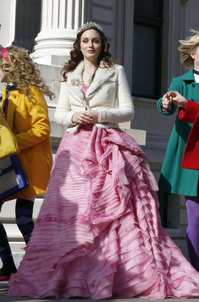 Blair Waldorf\'s Best Style | Gossip Girl | POPSUGAR Fashion