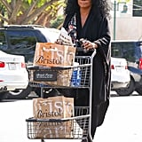 When Diana Ross Did Her Own Grocery Shopping