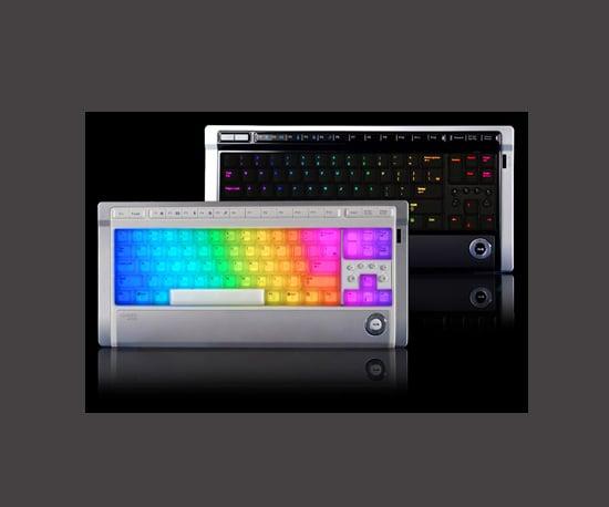 Luxeed Dynamic Pixel LED Keyboard