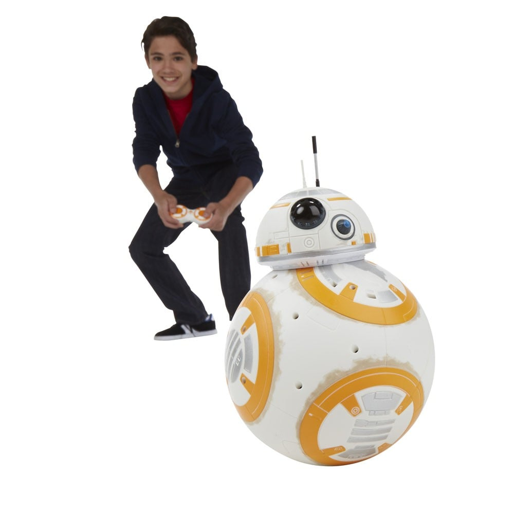 For 5-Year-Olds: Star Wars BB-8 Droid R/C