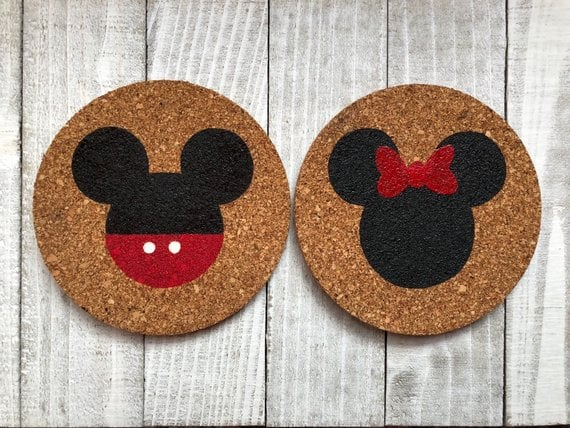 Mickey /& Minnie Coasters