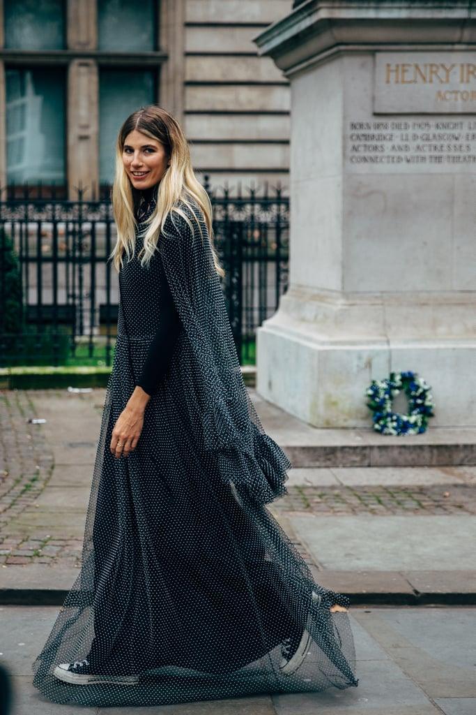 b5671c8ad38 London Fashion Week Day 4