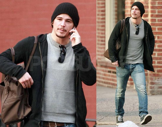 Josh Hartnett and His Scraggly Facial Hair: Hot or Not?
