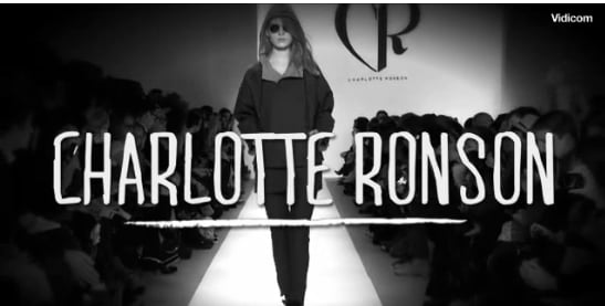 Charlotte Ronson Fall 2011 Collection Runway Video