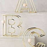 Illusion Monogram Letter