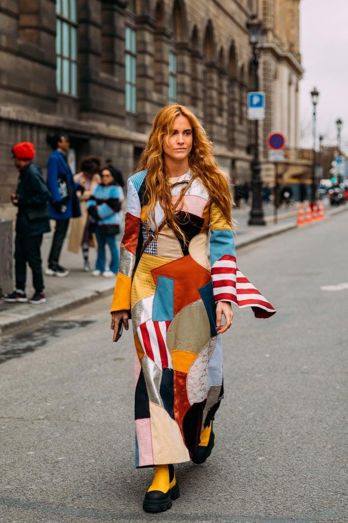 Best Street Style at Paris Fashion Week Fall 2020