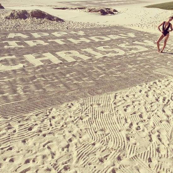 John Legend Birthday Message For Chrissy Teigen 2016