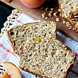 Peaches and Cream Quick Bread