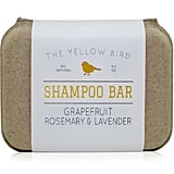 The Yellow Bird Shampoo Bar