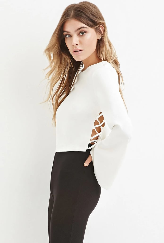 Forever 21 Criss-Cross Side Top ($25)