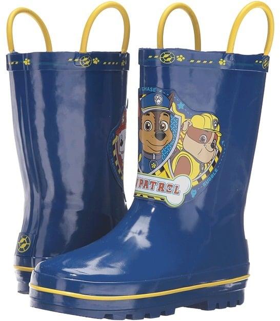 Josmo Kids Paw Patrol Rain Boots