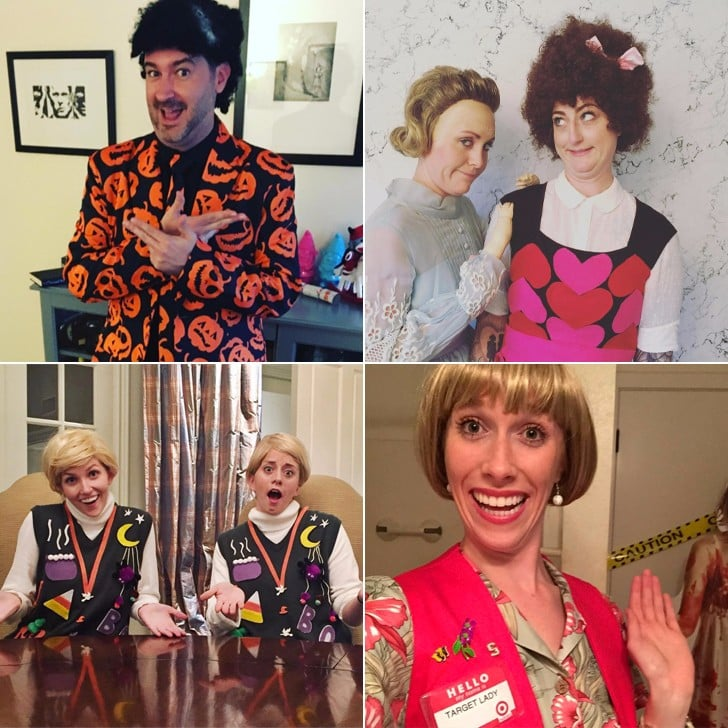 DIY Saturday Night Live Costumes