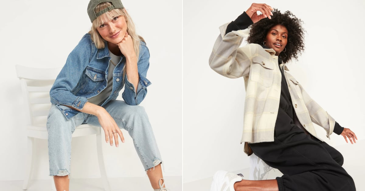 Who Cares What the Calendar Says? It's Already Fall at Old Navy, and These 17 Coats Prove It
