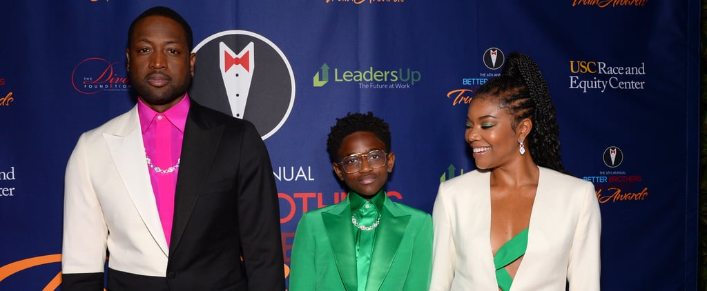 Gabrielle Union Dwyane Wade Say Kids Inspire Them | Time 100