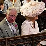 الأمير تشارلز وكاميلا، دوقة كورنوال