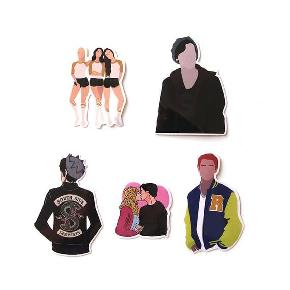 Riverdale Stickers | Riverdale Stocking Stuffers | POPSUGAR