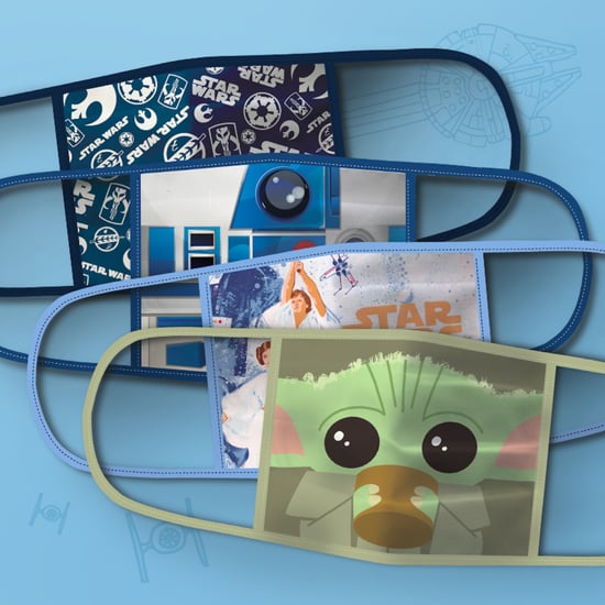 Shop Disney's New Kid-Friendly Cloth Face Masks Here