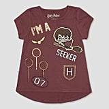 Harry Potter I'm a Seeker Short Sleeve T-Shirt