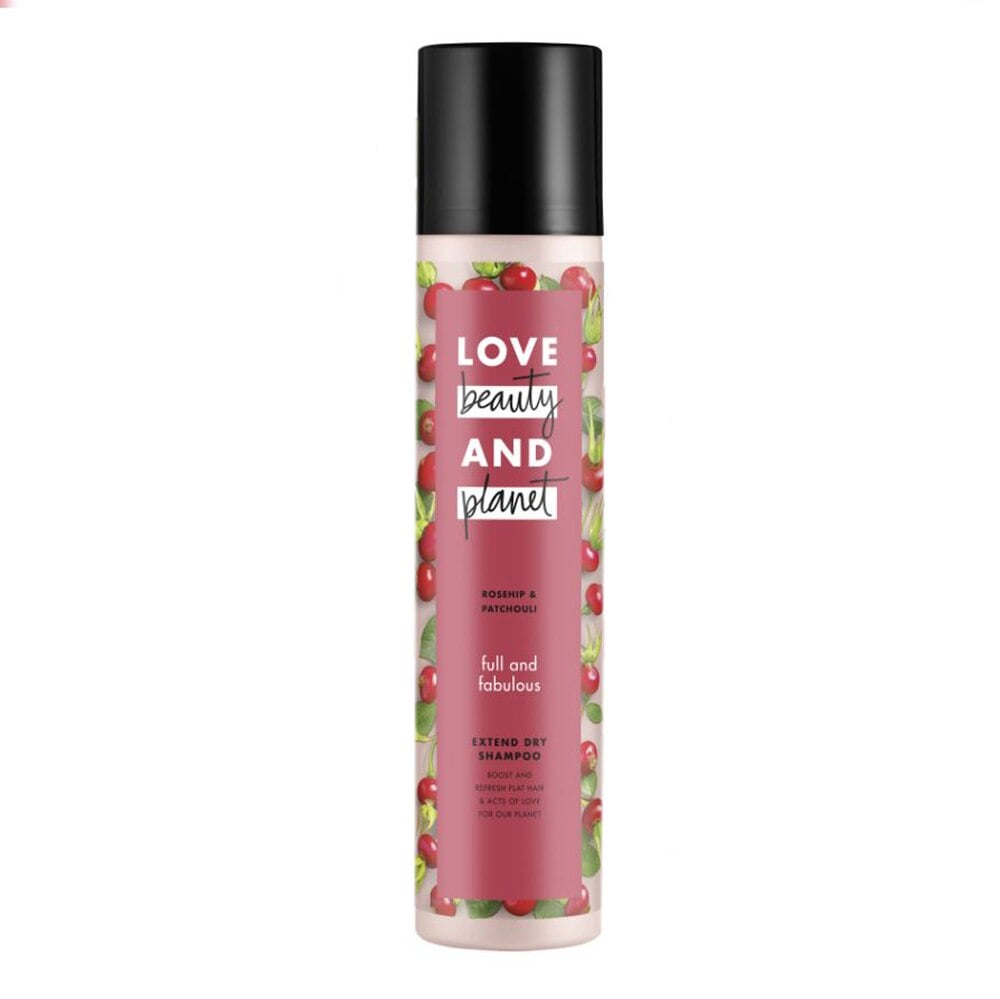 Love Beauty and Planet Rosehip and Patchouli Full Fabulous Extend Dry Shampoo