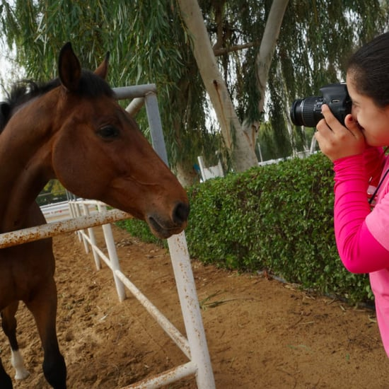 FUNN's Horse Photography Helping UAE Kids With Special Needs