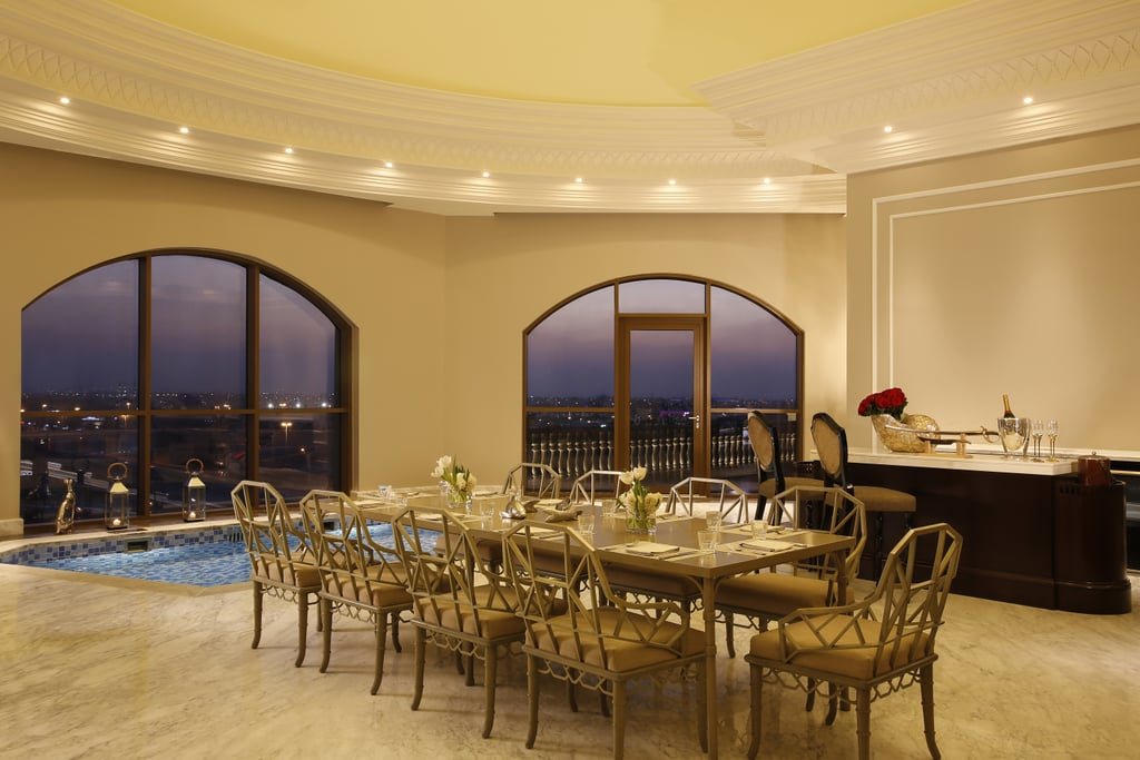 St. Regis Dubai - Sir Winston Churchill Suite