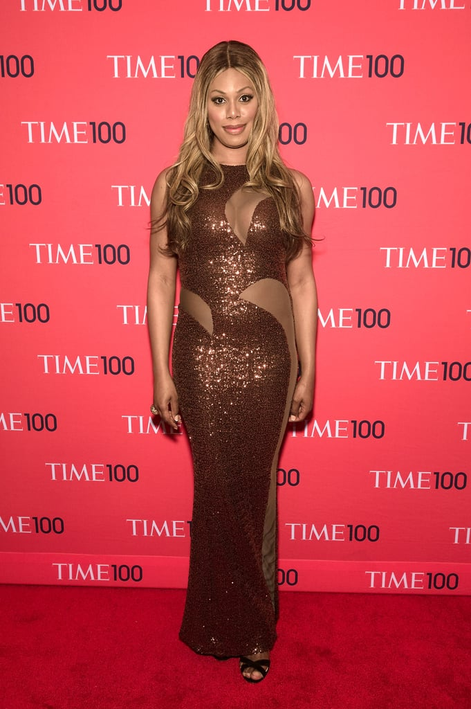 There Is Only One Word To Describe The Actress 39 S Dress At The Time Laverne Cox 39 S Style