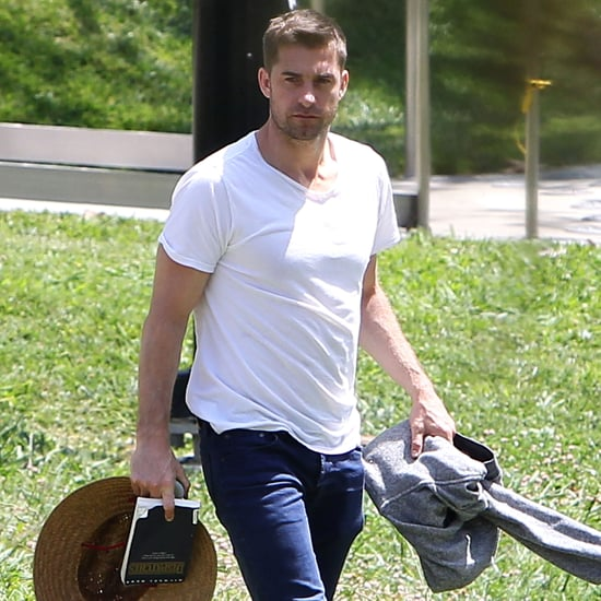 Scott Speedman at a Park in LA | Pictures