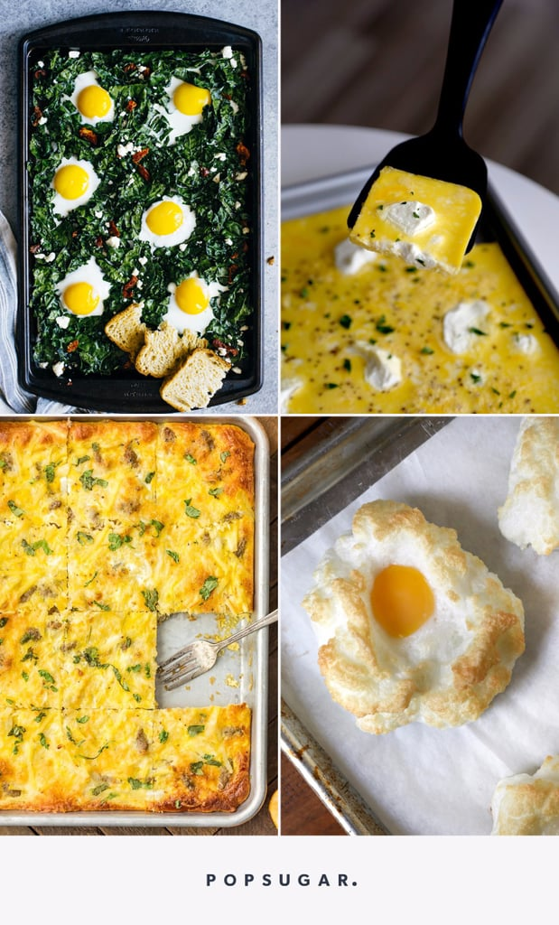 Sheet-Pan Eggs Recipes