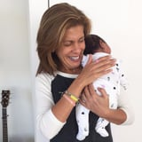 Today Host Hoda Kotb Adopted a Baby Girl! Check Out 26 Other Celebrities Who've Adopted