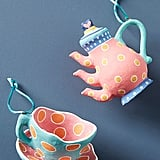Tea Time Ornament