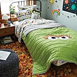 All Eyes Oscar the Grouch Bedding ($11-$127, originally $14-$159)