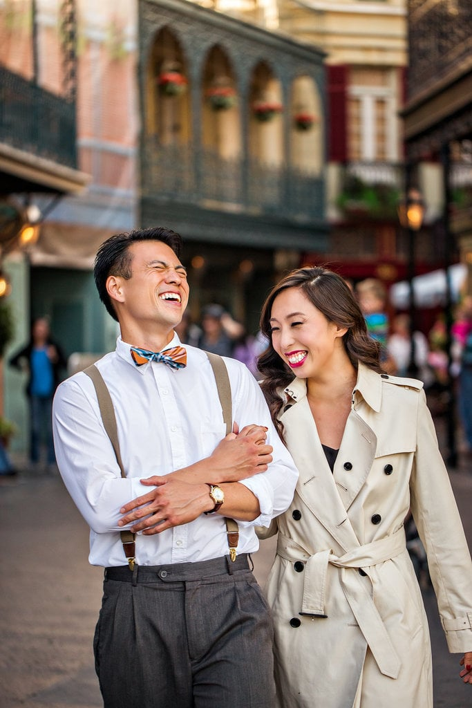 Spend the day in New Orleans Square and get your caricatures drawn.