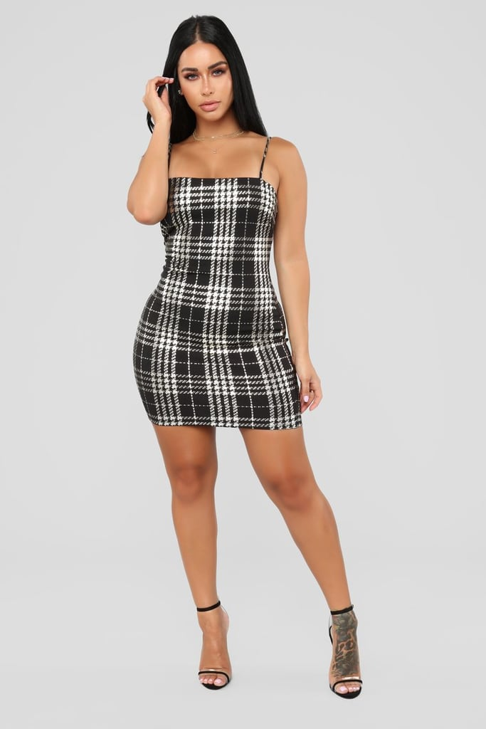5e2e178a67b Fashion Nova Total Betty Plaid Dress