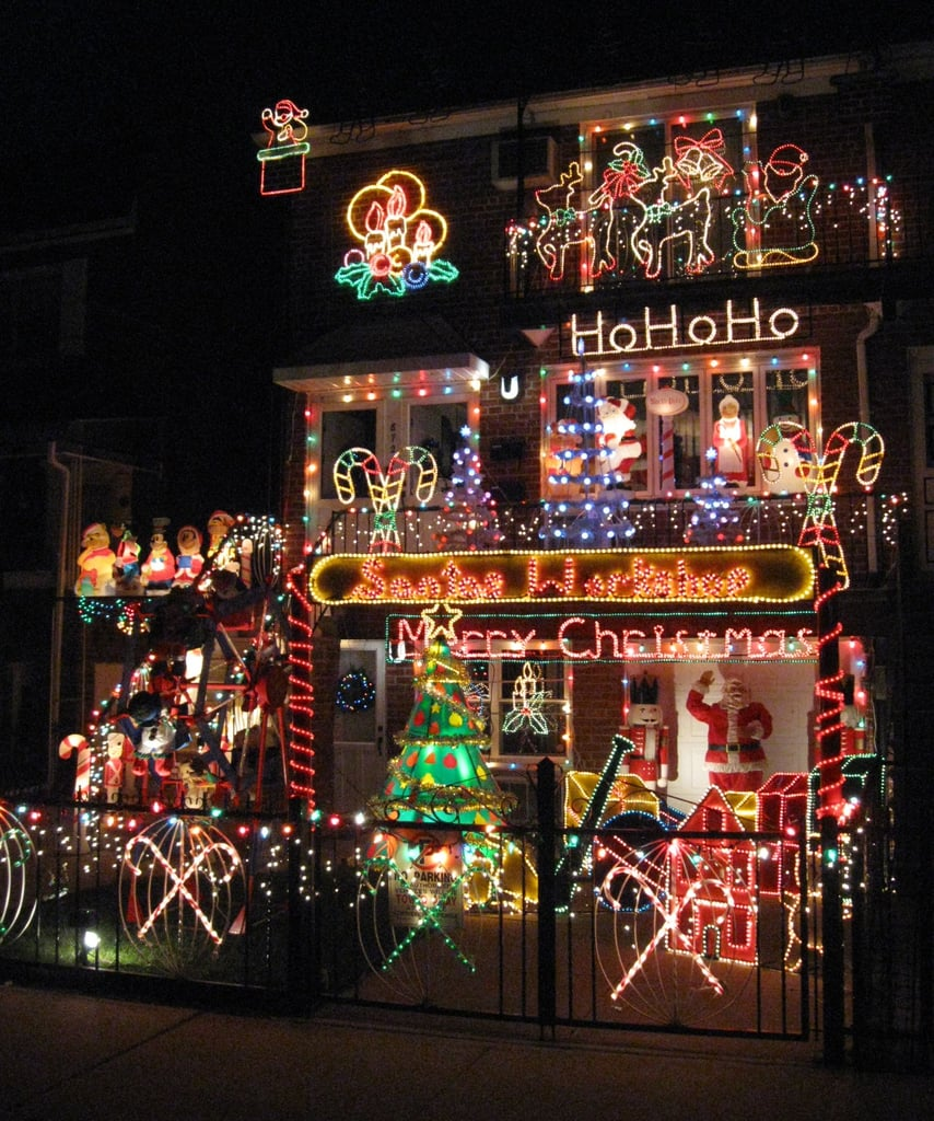 Decorated Homes: The Most Decorated Christmas Homes In America