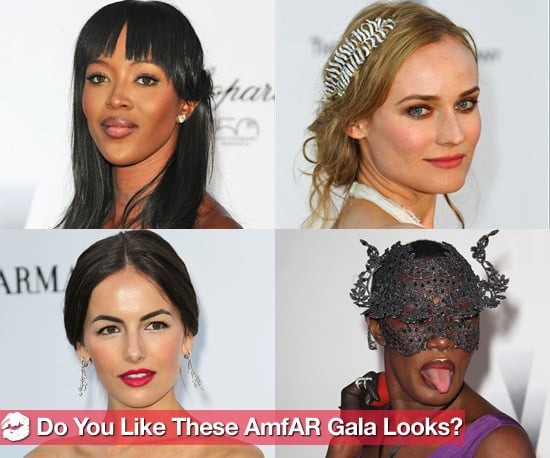 Pictures From the 2010 amfAR Gala