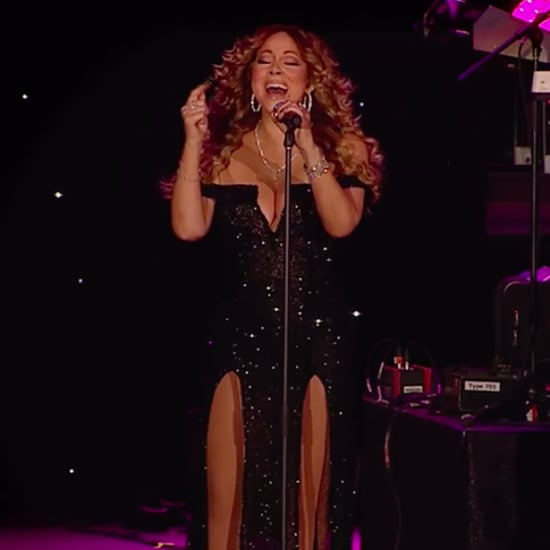 Mariah Carey's George Michael Tribute Video March 2017