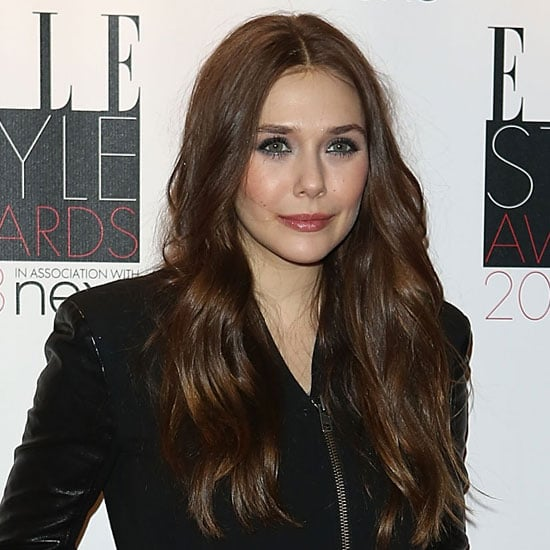 Pictures from the 2013 Elle Style Awards