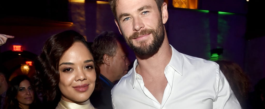 Chris Hemsworth and Tessa Thompson Are Teaming Up to Reboot Your Favorite '90s Movie