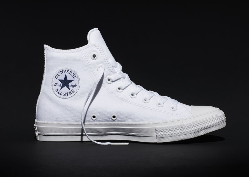 05ec6c36ff31 Chuck Taylor All Star II Hi Top in White ( 75)