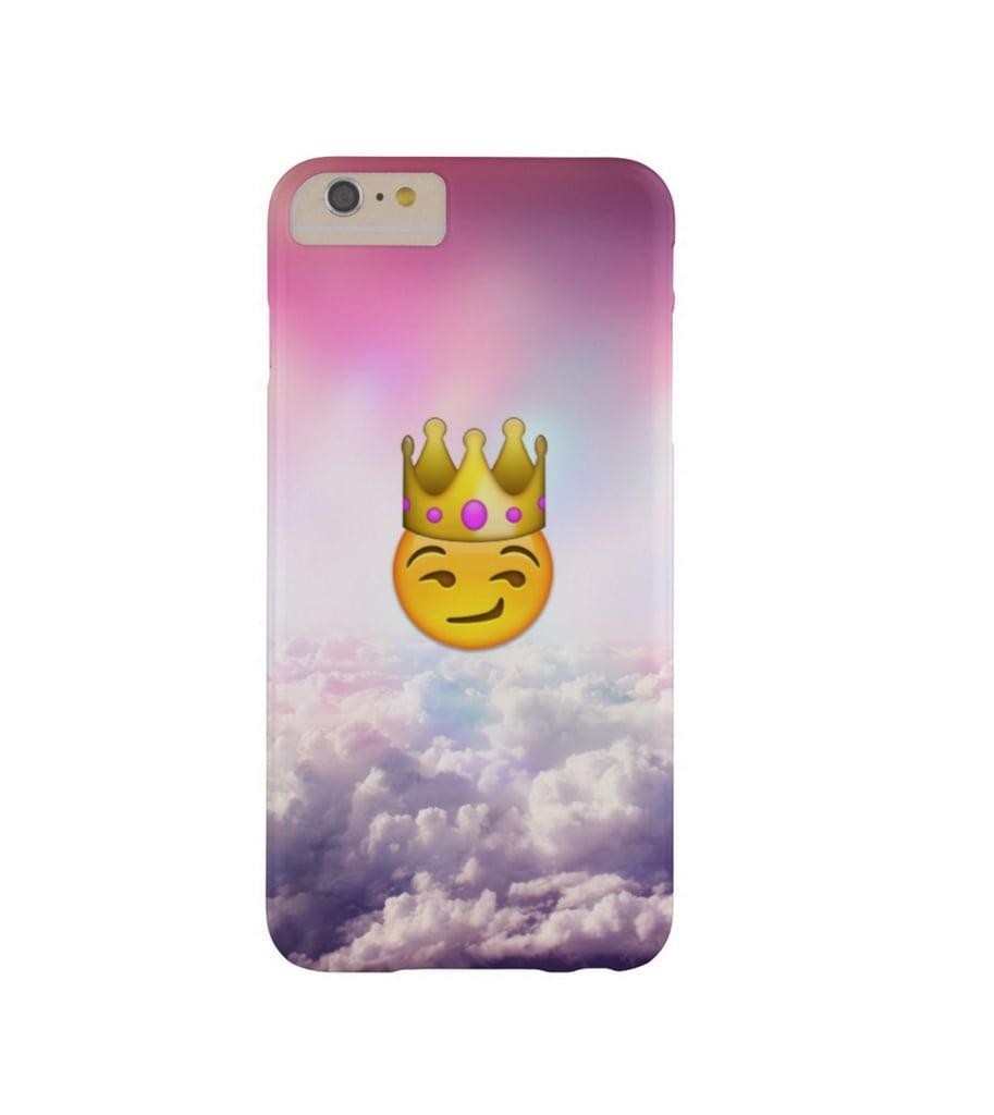 Queen side eye emoji iPhone 6s/6s Plus case ($45)