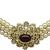 One Kings Lane Vintage Regal Faux-Pearl Choker