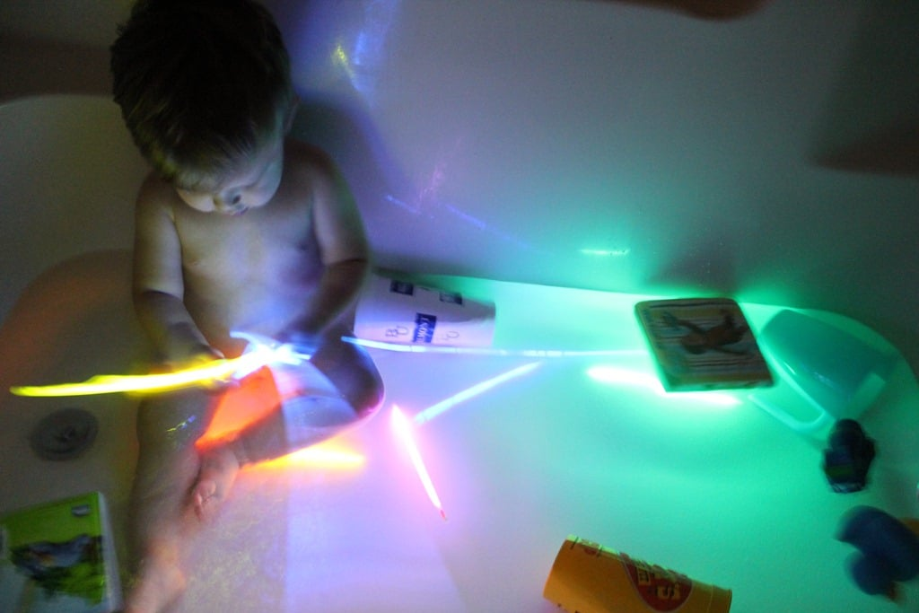 Bathtub Disco!