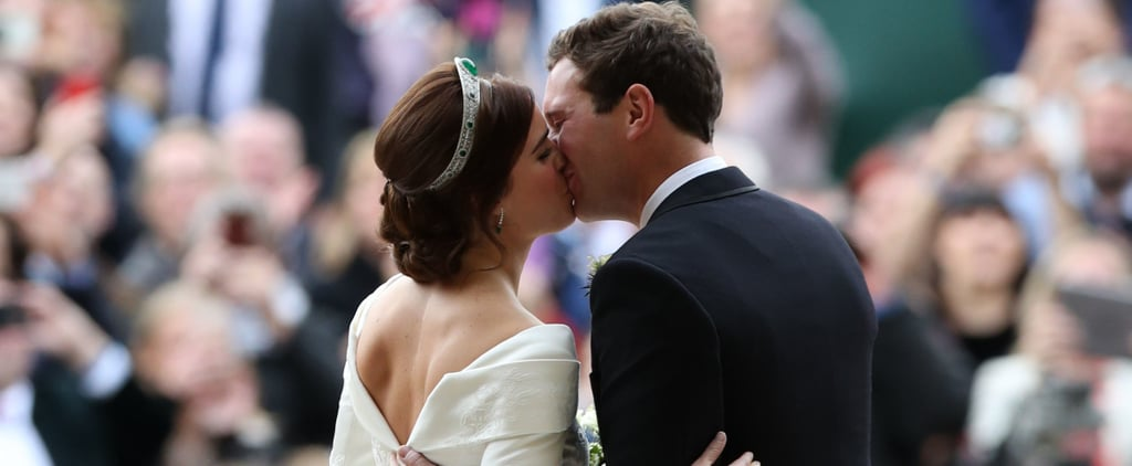 Princess Eugenie Shows Scoliosis Scars at Her Wedding