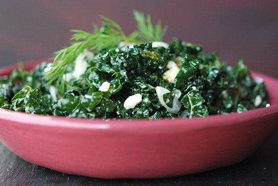 Simple Raw Salad