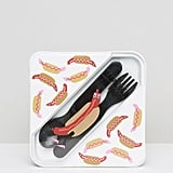 Monki Hotdog Meal Prep Lunch Box