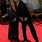 Megan Mullally and Sean Hayes; 2000 Emmys