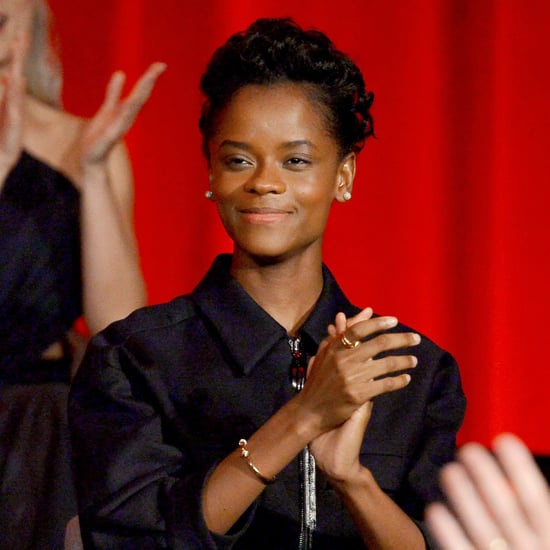 Letitia Wright Interview on Black Panther Sequel