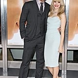Rachel McAdams and Channing Tatum at The Vow premiere in LA.
