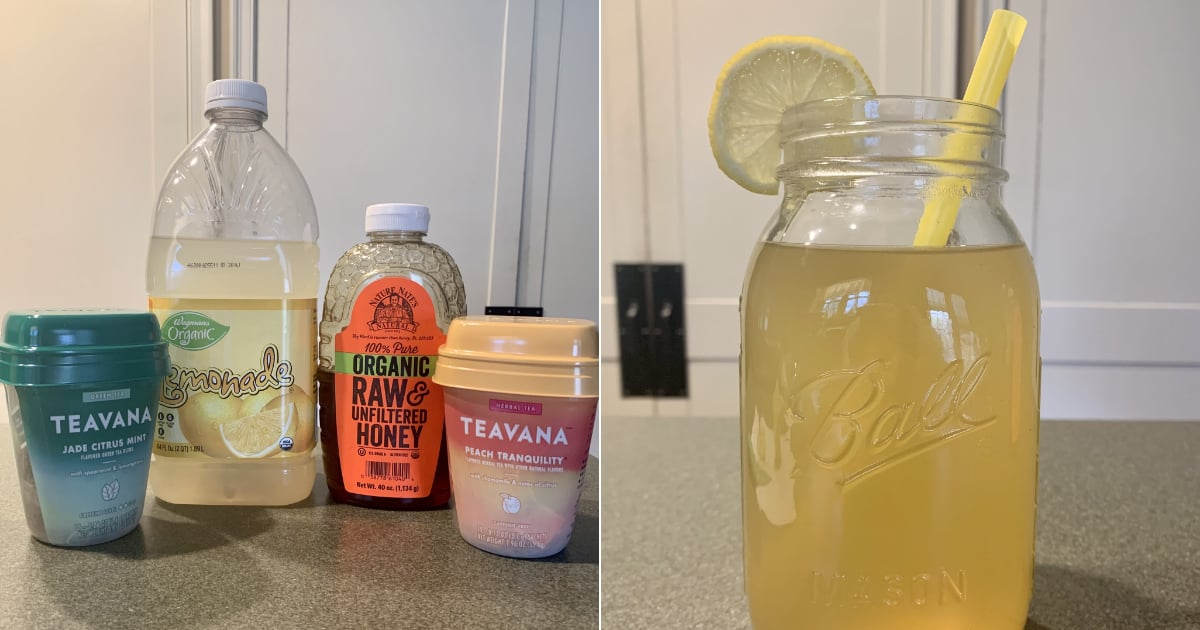 I'll Be Drinking This Copycat Starbucks Medicine Ball Recipe All Winter Long