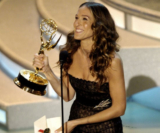 Sarah Jessica Parker picked up an Emmy for outstanding lead actress in a comedy series at the 2004 show.